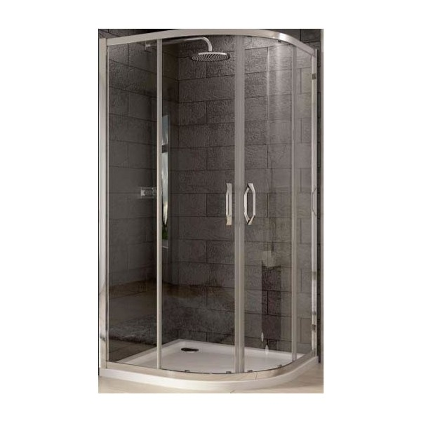 Huppe X1 90х90 R500 овална душ кабина 140602.069.321