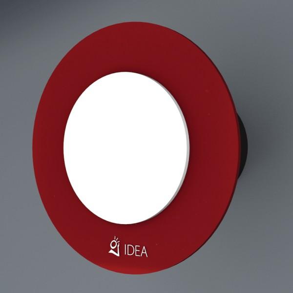 ВЕНТИЛАТОР IDEA O – Red Dark O-3004-0337