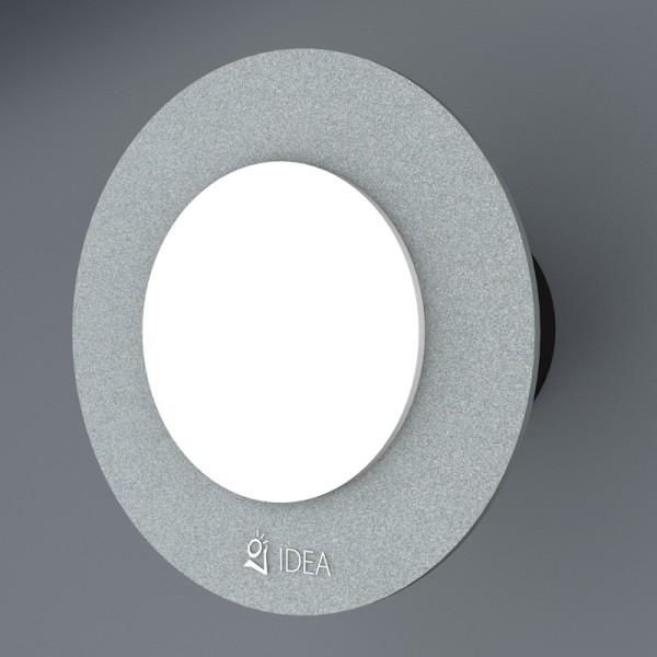 ВЕНТИЛАТОР IDEA O - Aluminium Rich O-9007-9003
