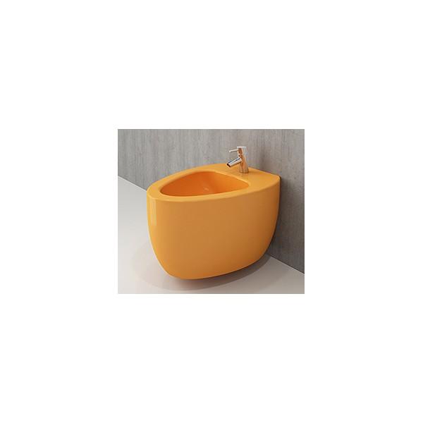 Bocchi Etna конзолно биде мандарина гланц 1117 021 0120