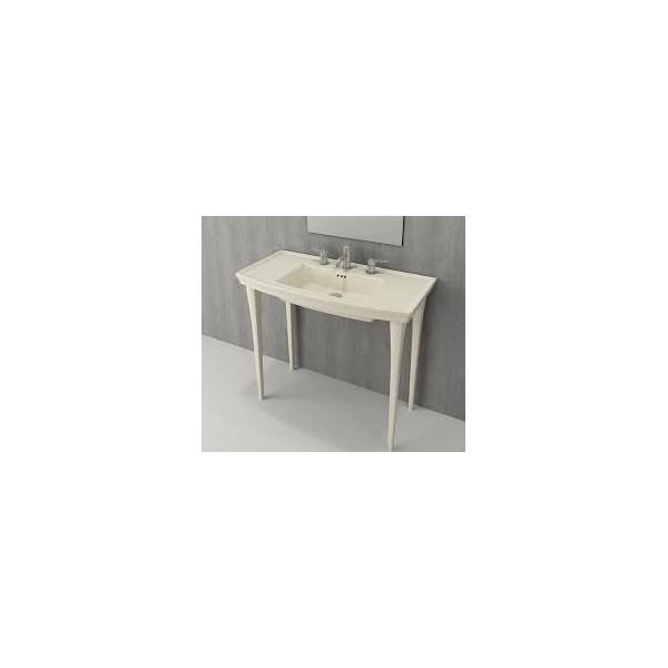Bocchi Lavita комплект крака за мивка 2 броя ванилия мат 1169 008 0320