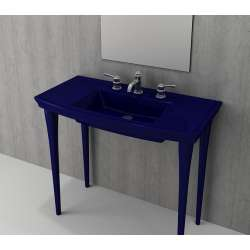 Bocchi Lavita комплект крака за мивка 2 броя син сапфир гланц