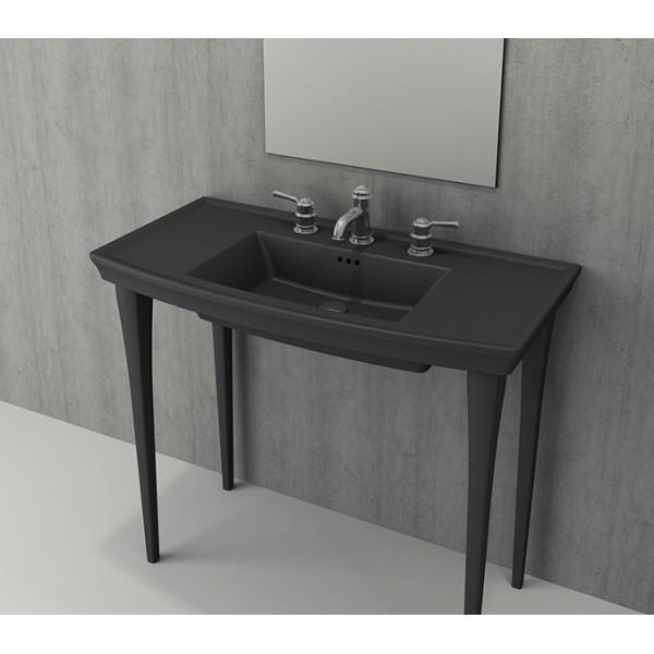 Bocchi Lavita комплект крака за мивка 2 броя антрацит мат 1169 020 0320