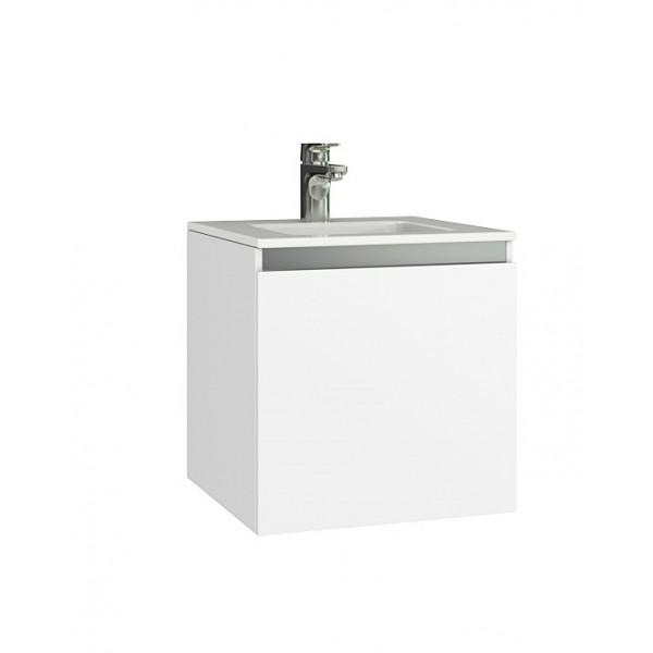 Triano Izi компактен долен шкаф с мивка и една вратичка 45см dolen_izi