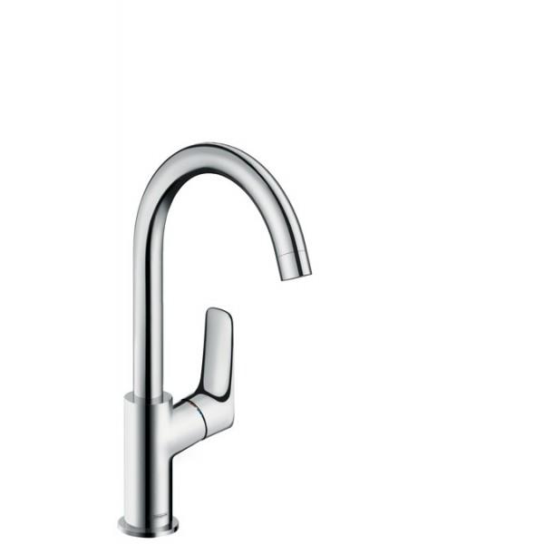 Hansgrohe Logis 210 смесител за мивка с изпразнител 71130000