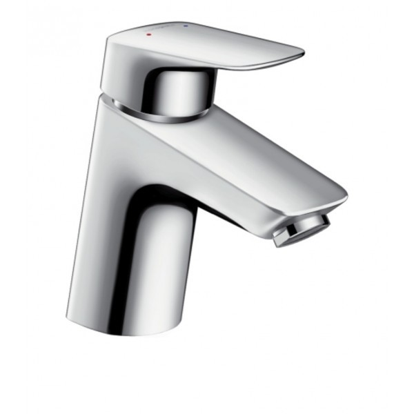 Hansgrohe Logis 70 смесител за мивка с метален изпразнител 71170000