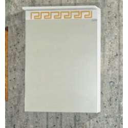 Visota Prisma горен шкаф 50см с врата и LED осветление goren_prisma