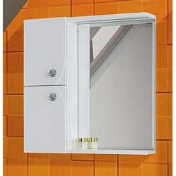 Visota Sara горен шкаф 70см с две врати, огледало и LED осветление goren_polina