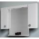 Visota Lati горен шкаф PVC с огледало и LED осветление 104см 1 goren_lati_pvc