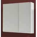 Visota Senso горен шкаф MDF с две огледални врати 77см