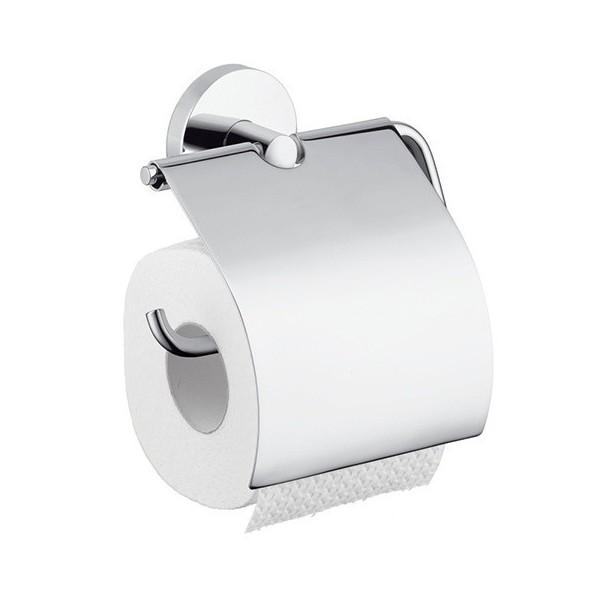 Hansgrohe Logis поставка за тоалетна хартия - полиран никел 40523820