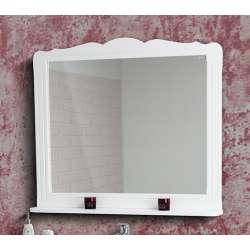 Visota Diana горен шкаф масив с огледало и полица 101.5см goren_diana