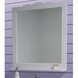 Visota Diana 2 горен шкаф масив с огледало и полица 72.5см goren_diana2