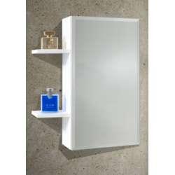 Visota Eva горен шкаф PVC с огледална врата 49см goren_eva