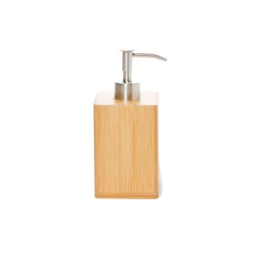 Gedy Bambu диспенсър за сапун от естествен бамбук
