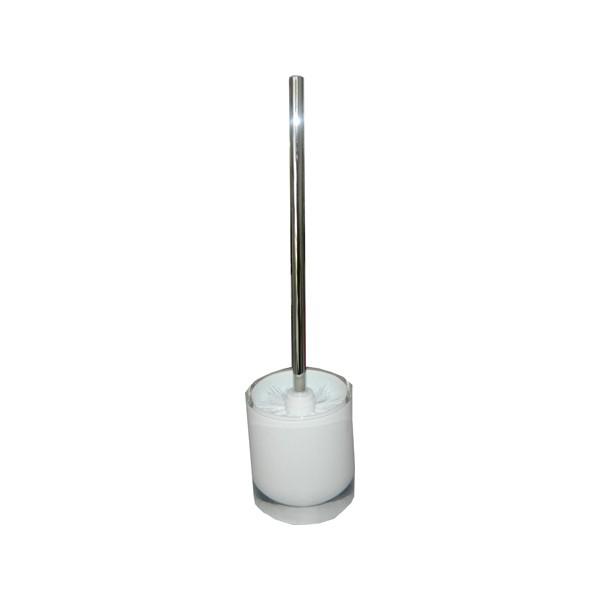 Gedy Vega бяла четка за тоалетна VG33 02