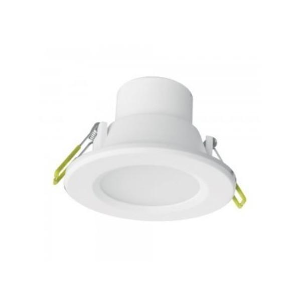 Vivalux TOP LED влагозащитена LED луна за вграждане - TOP LED 6W CL/WH 003550