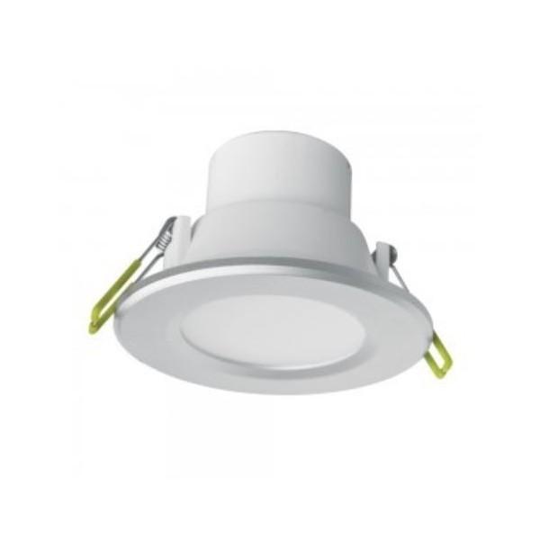 Vivalux TOP LED влагозащитена луна за вграждане 6W CL/SR 003552