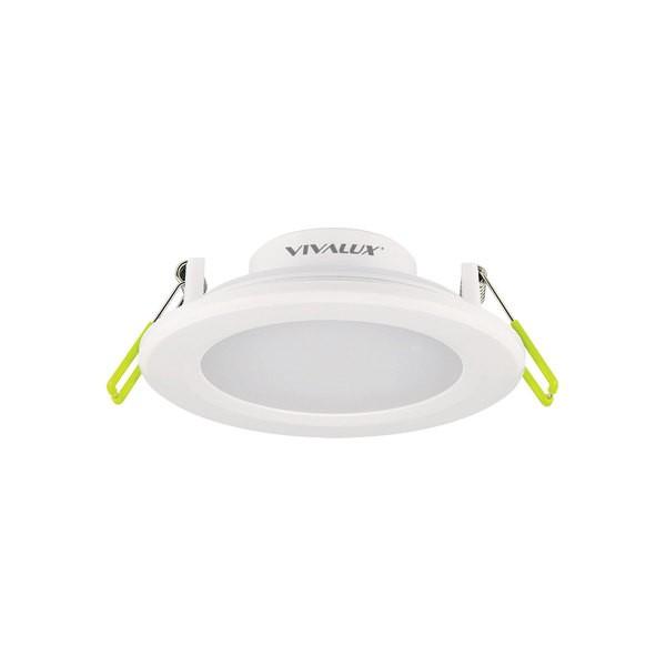 Vivalux PUNTO LED влагозащитена LED луна за вграждане - 5W WW 003556