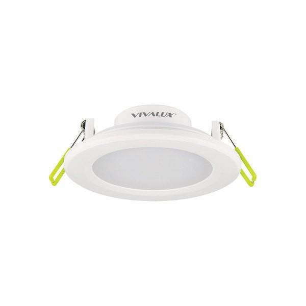 Vivalux PUNTO LED влагозащитена луна за вграждане 8W WW 003558