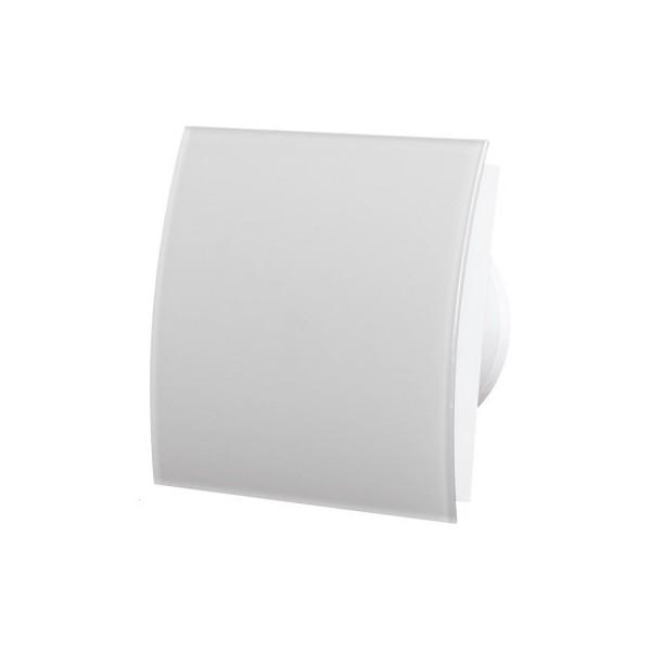 MMotors MM-P/06 - вентилатор за баня, стъкло - бял - овал 4710