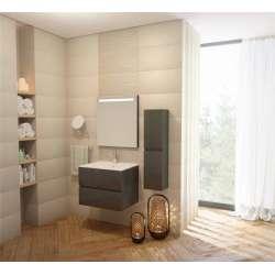 Arvipo Line долен шкаф 75 см дървесен декор 2