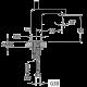 Bergsee Пикасо смесител за умивалник 2 BS 8227-37