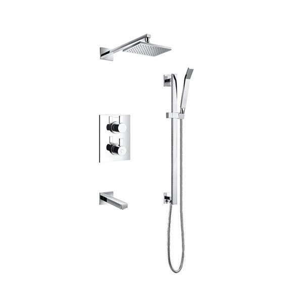 Bergsee Пикасо душ система BS8377-631