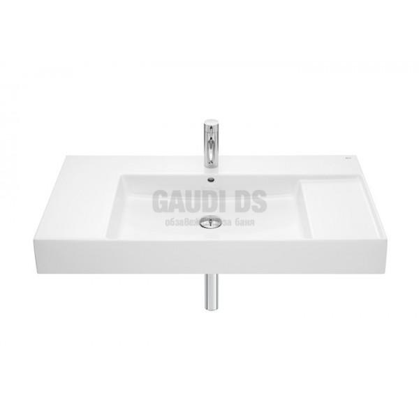 Roca Inspira 100 cm умивалник за монтаж на стена или върху мебел 32752A000