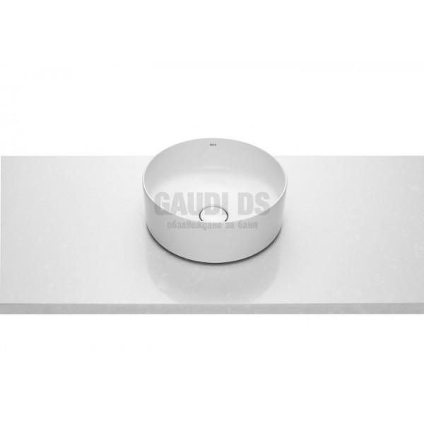 Roca Inspira Round 37 cm умивалник върху плот 327523000