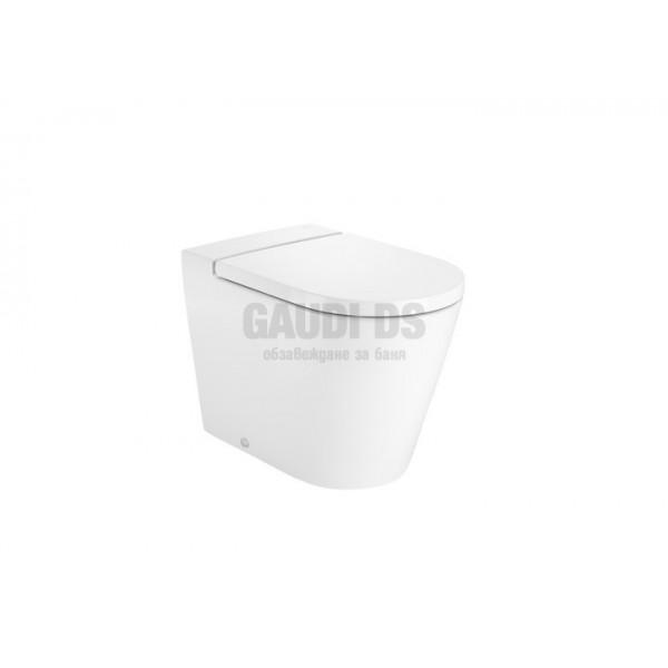 Roca Inspira Round стояща тоалетна с двойно оттичане 347527000