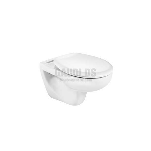 Roca Victoria тоалетна за стенен монтаж с хорзионтално оттичане 34630300S