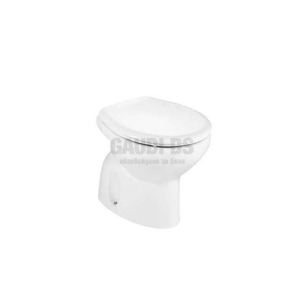 Roca Victoria стояща тоалетна чиния с вертикално оттичане 344398000