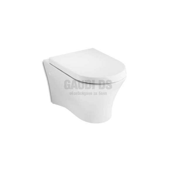 Roca Nexo тоалетна за окачване на стена с хоризонтално оттичане