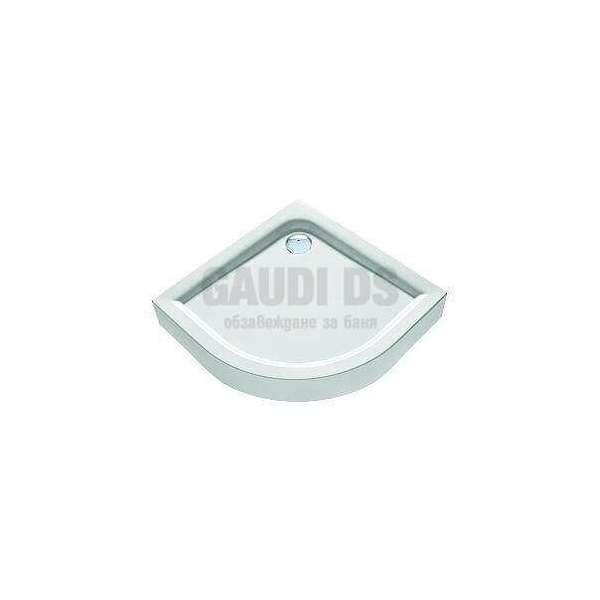 Овална поддушова ваничка KOLO First 90х90 XBN1690