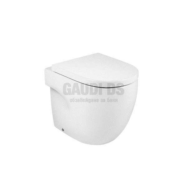 Roca Meridian стояща тоалетна чиния 347247000