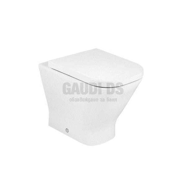 Roca The Gap стояща тоалетна чиния с двойно оттичане 347477000