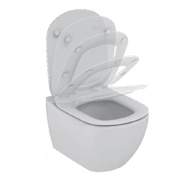 Ideal Standard TESI конзолна WC T007801 | T352701 | T352801