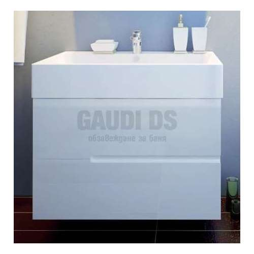 Долен шкаф Gala с чекмеджета с плавно затваряне 70х42см