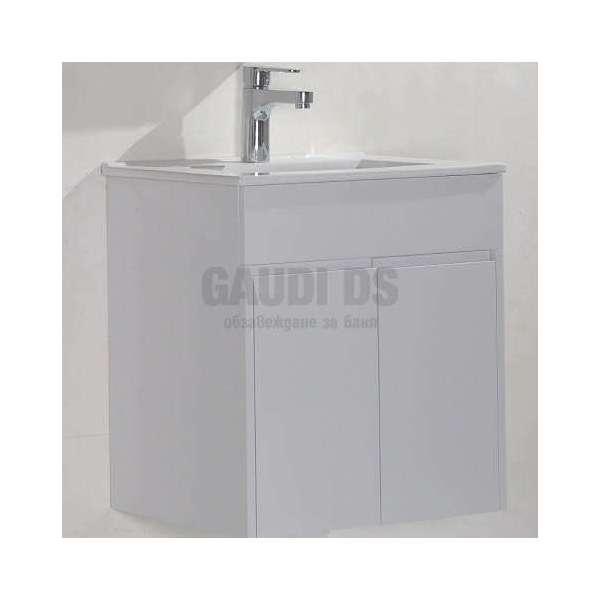 PVC лего шкаф за баня с мивка 50см Вера GDS 5055
