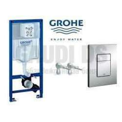 Пакет Grohe и Ideal Standard Tesi Aquablade с тънък капак 2