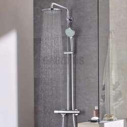 GROHE Euphoria XXL 210 душ система с термостат