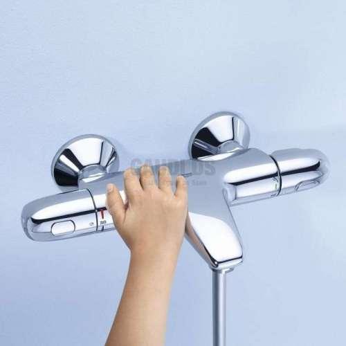 GROHE GROHTERM 1000 термо смесител за вана/душ
