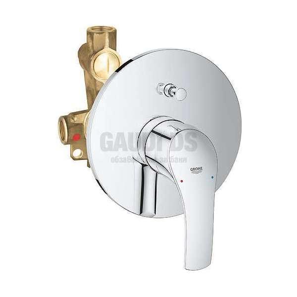 GROHE Eurosmart вграден смесител за вана/душ 33305002