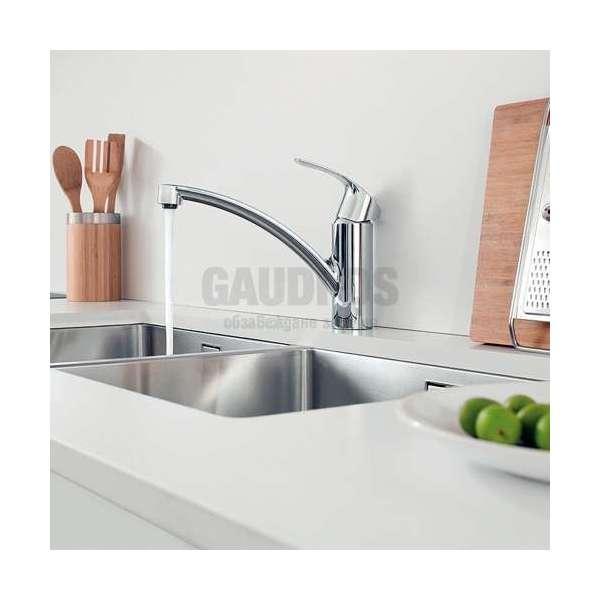 GROHE EUROSMART Смесител за кухня - завъртане до 140° 33281002