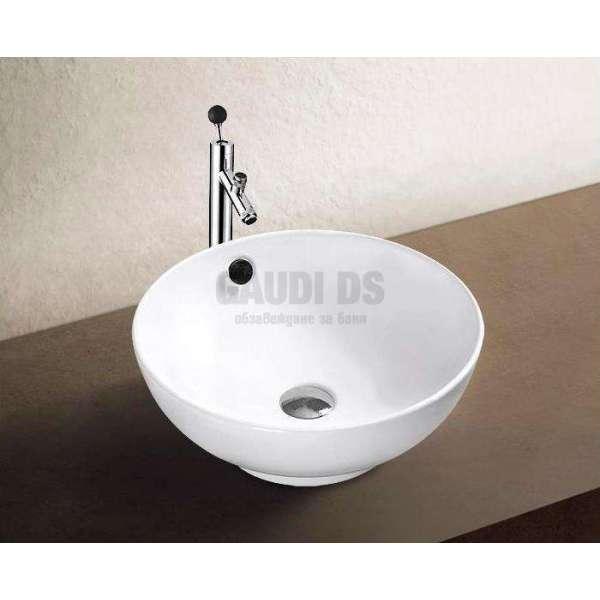 Кръгла купа за плот с радиус 41.5 см 1042
