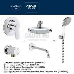 GROHE EUROSMART Промо пакет за вграждане 123801
