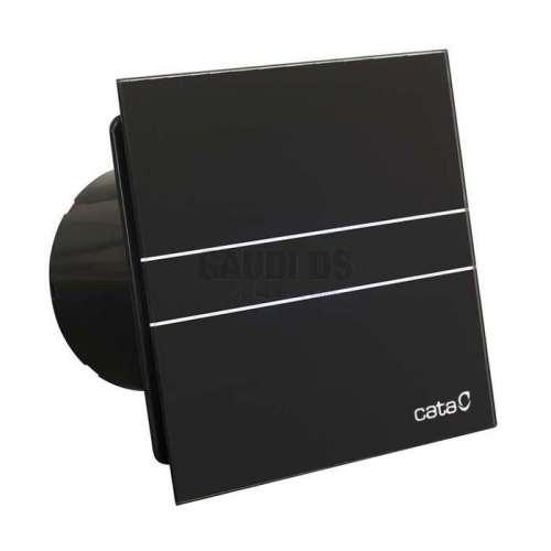 Cata E 100 G BK черен вентилатор за баня