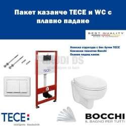 Пакет Tece с бял бутон и конзолна WC Taormina tece_s_bial_bocchi_taormina