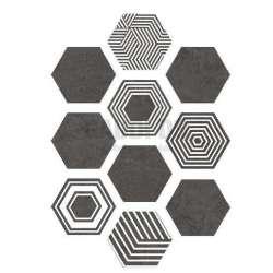 Hexa Pier 17 Zinc 23x27 2